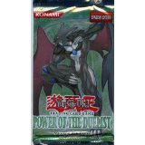 YuGiOh GX CCG Power of the Duelist Booster Pack Box LOT (24 packs) [Toy] [Toy]