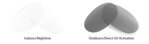 Fuse Lenses For Electric Charge Xl Photochromic Lenses