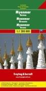 Myanmar : Burma