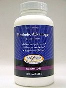 Enzymatic Therapy, Metabolic AdvantageTM, 180 Cp
