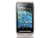 simvalley MOBILE Dual-SIM-Smartphone SP-80 3G mit GPS & WLAN