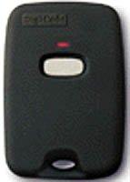 Digi-Code 1 Button Garage Door Opener Keychain Transmitter DC5042