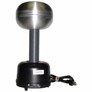 Science First 10-060 Van de Graaff Generator, 18cm Diameter x 45cm Height