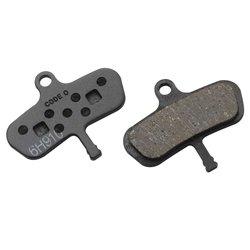 Buy Low Price Avid Code Bicycle Disc Pads (Organic, Aluminum Back Plate) (AVBP100B)