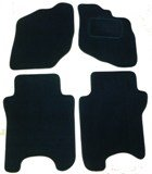 Renault Grand Scenic 2003 Onwards Premium XL Tailored Black Car Mats