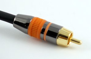 10 foot Tartan Coaxial Digital Audio Cable, Tartan Cable brand, sold exclusively by Blue Jeans Cable