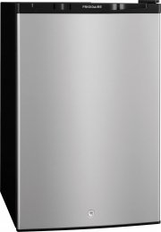 Find Cheap Frigidaire FFPE4522QM Compact Refrigerator with 4.5 cu. ft. Capacity, in Silver Mist