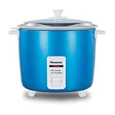 Panasonic SR WA 18 GE9 Electric Cooker (Blue)