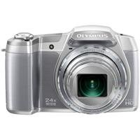 Olympus Stylus SZ-16 iHS Digital Camera with 24x Optical Zoom and 3-Inch LCD