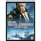 Master and Commander: The Far Side of the World ~ Russell Crowe