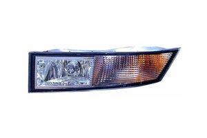 -Chrome 100W Halogen 2007 Volvo VN730 Post mount spotlight Passenger side WITH install kit 6 inch