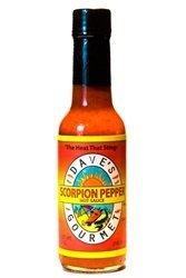 Dave's Gourmet Scorpion Pepper Hot Sauce, 5 oz