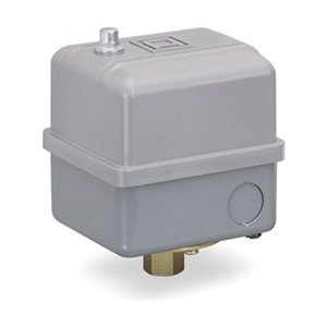 Pressure Switch, 100-125Psi, 1Port, Unload
