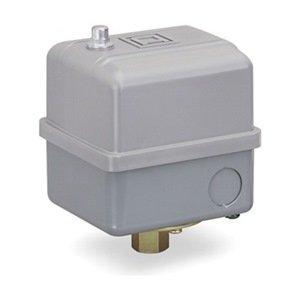 Pressure Switch100-125Psi, 1Port, Sw, 10A