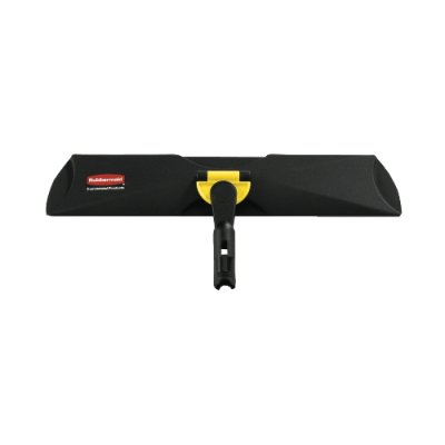 Rcpq559Bla - Rubbermaid 18Quot; Standard Quick-Connect Wet/Dry Plastic Frame, Black front-243419
