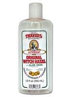 Thayer's: Witch Hazel with Aloe Vera, Original Astringent 12 oz (3 pack)