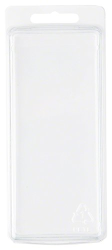 Clear Plastic Clamshell Package / Storage Container, 5