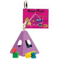 Cheap Jungle Talk Pyramid Puzzle Large Bird Toy (JT-25010)