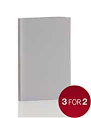 Premium A6 Grey Notebook