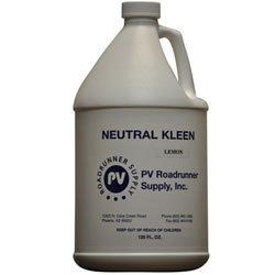 PV Roadrunner Neutral Kleen Lemon Neutral Cleaner - Gal.