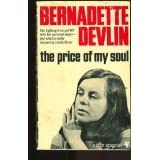 Price of My Soulby Bernadette Devlin