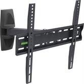 Cheap  LCD LED SWIVEL/TILT TV WALL MOUNTING BRACKET FOR 22 26 28 32 37 40 42 46 48 50 52 55 INCH TV SUPER STRONG MAX VESA 400 X 400mm