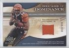 T.J. Houshmandzadeh/199 #10/199 Seattle Seahawks (Football Card) 2009 Upper Deck Icons Decade of Dominance Jerseys #DDHO at Amazon.com