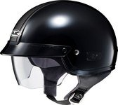 Hjc Is-2 Schade Open Face Motorcycle Helmet Mc-5 Black Xxl 2Xl