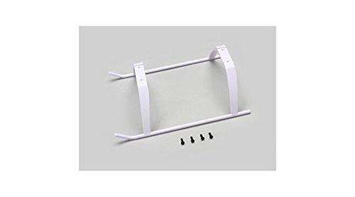 Blade Landing Gear Set White: B500 3D/X BLH1845
