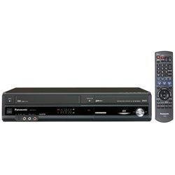Panasonic DIGA DMR-EZ475VK - DVD recorder/ VCR combo - black