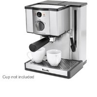 Breville Cafe Modena Espresso Machine, Refurbished