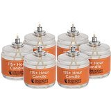 115 Hour Plus Emergency Candle Clear Mist - Pack Of 6