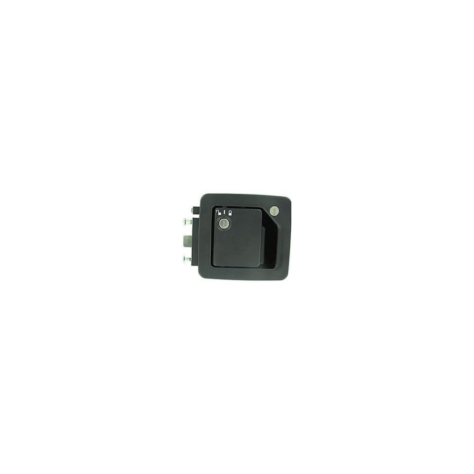 Trimark 60 650 Black RV Entry Door Lock w/Dead Bolt on PopScreen