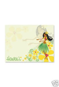 Hawaii Stick 'n Notes Lovely Hula Hands
