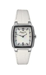 Kenneth Cole Women's White Mother-of-Pearl watch #KC2491