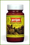 Priya Ginger Pickle, 300g