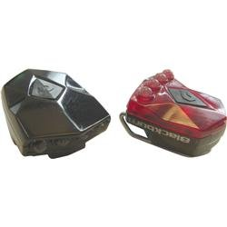 Blackburn Flea Front HL Bicycle Headlight and Flea Rear Flasher Taillight Combo Pack