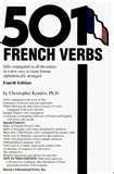 Dictionary of 501 French Verbs (0812003950) by Kendris, Christopher
