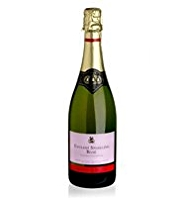 Chapel Down English Sparkling Rosé Brut - Case of 6