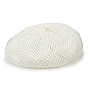 M&S Collection Cashmilon™ Beret Hat