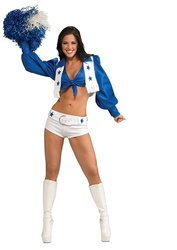 Dallas Cowboy Cheerleader Deluxe Medium SKU-PAS560837