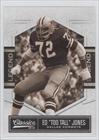 Ed Too Tall Jones #593/999 Dallas Cowboys (Football Card) 2010 Classics #217 at Amazon.com