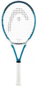 Head Crossbow 4 Tennis Racquet - Blue, 5 Grip