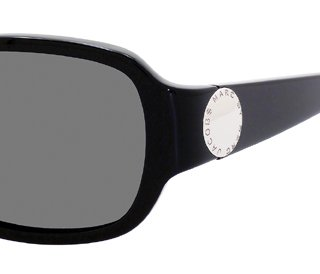 Marc By Marc Jacobs Marc By Marc Jacobs MMJ 022 (807PRA) Black w/ Gray Polarized Lens 57mm