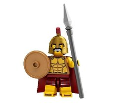LEGO-Minifigure-Collection-Series-2-LOOSE-Mini-Figure-Spartan