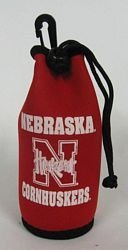 Nebraska Huskers Bottle Bag (Single)