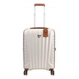 roncato-uno-zip-deluxe-4-rollen-kabinentrolley-55-cm-champagne-brown