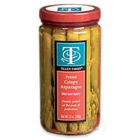 Tillen Farms Pickled Spicy Asparagus, 12-Ounce Bottles (Pack of 6) from Tillen Farms