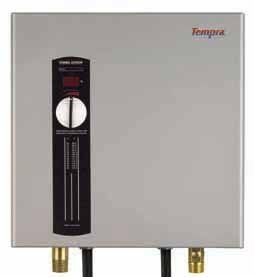 Stiebel Eltron Tempra 20 Electric Tankless Water Heater For High Demand Single B, Electric