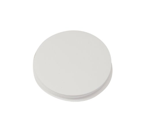 Munktell 125 304 Grade Munktell No. 2 High Purity Qualitative Filter Paper, Circle, 8Μm Pore Size, 110Mm Diameter (100/Pack)